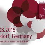 ProWein 2015 15/17-03-2015